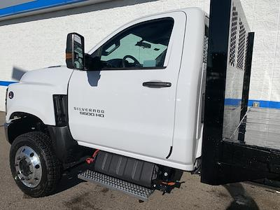 2021 Silverado 5500 Regular Cab DRW 4x4,  Cab Chassis #81726 - photo 14