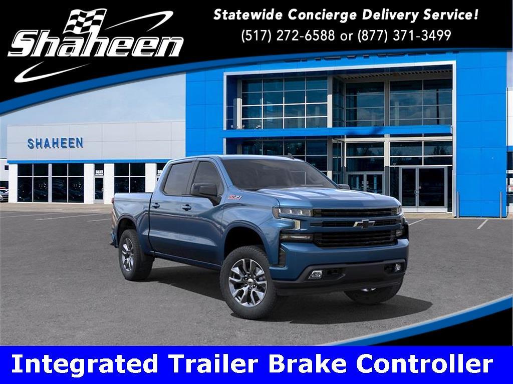 2021 Chevrolet Silverado 1500 Crew Cab 4x4, Pickup #81782 - photo 1
