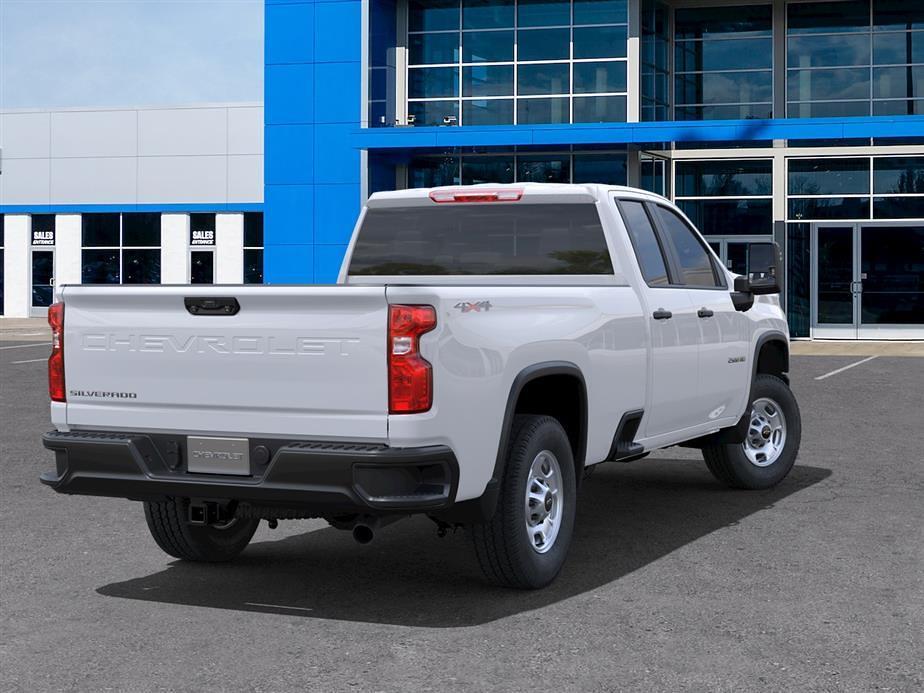 2021 Chevrolet Silverado 2500 Double Cab 4x4, Pickup #81823 - photo 1