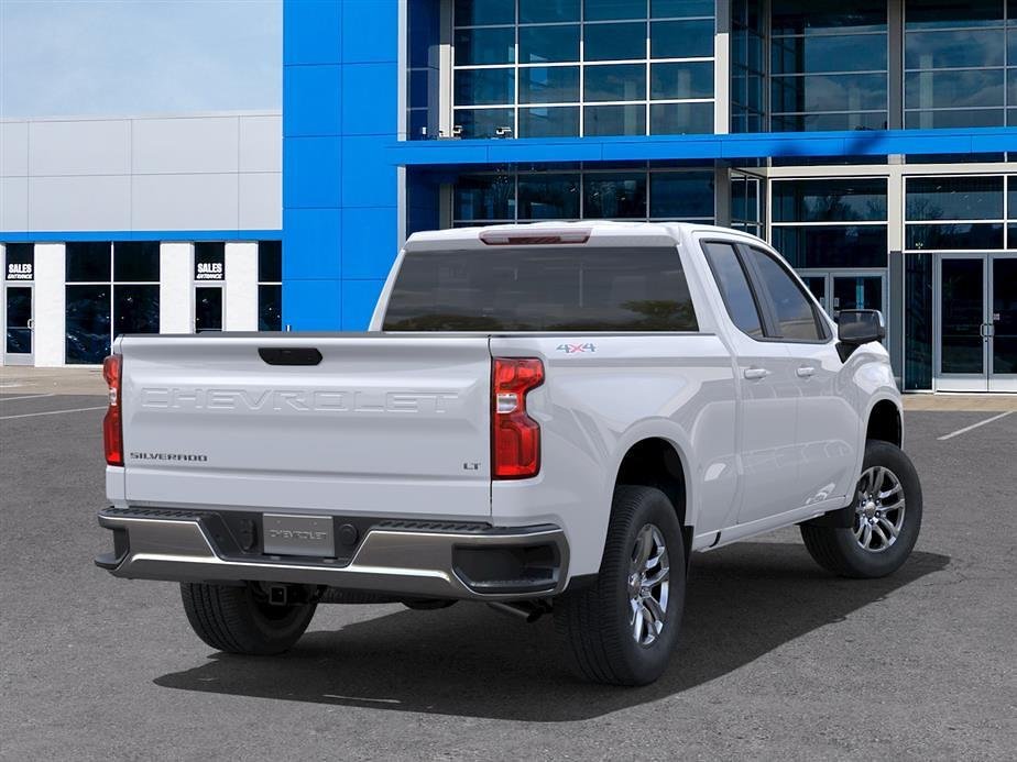 2021 Chevrolet Silverado 1500 4x4, Pickup #81849 - photo 1