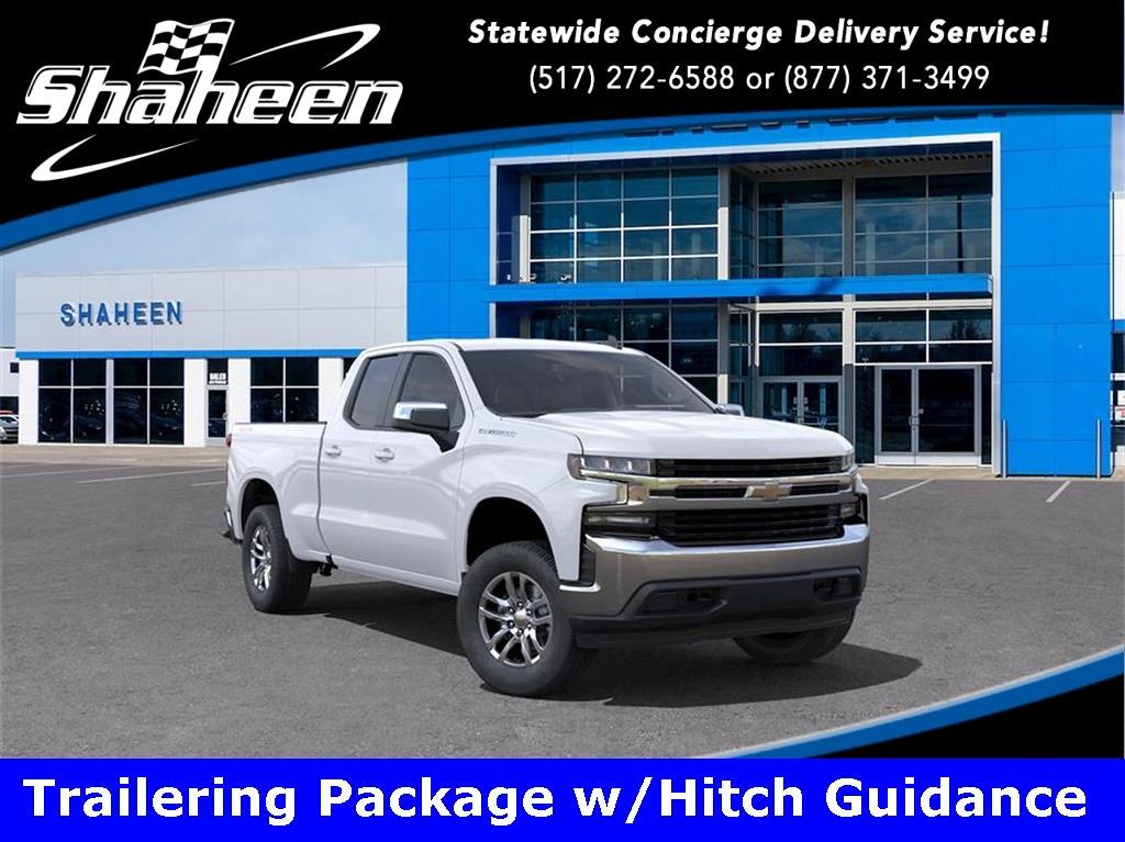 2021 Chevrolet Silverado 1500 4x4, Pickup #81854 - photo 1
