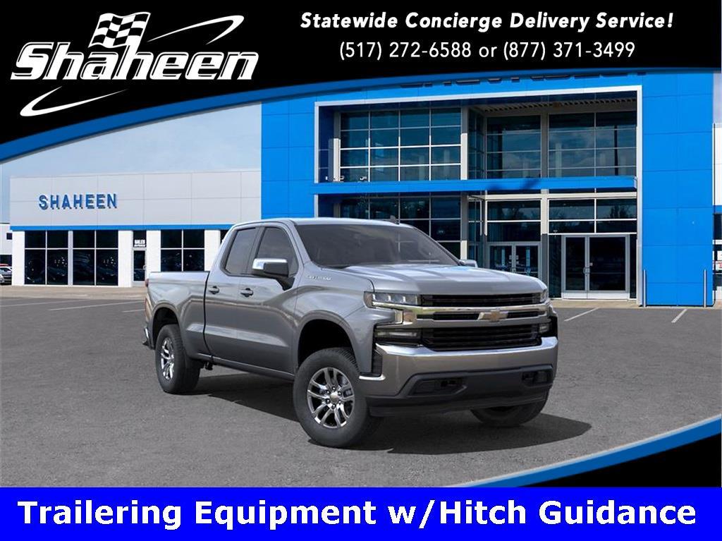 2021 Chevrolet Silverado 1500 4x4, Pickup #81875 - photo 1