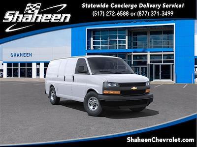 2021 Chevrolet Express 2500 4x2, Empty Cargo Van #81893 - photo 1