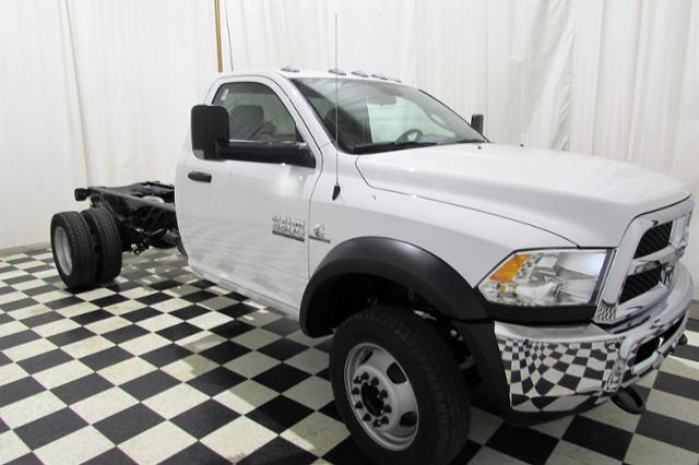 2017 Ram 5500 Regular Cab DRW 4x4 Cab Chassis #132NP - photo 3