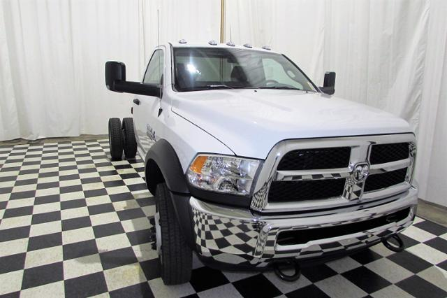 2017 Ram 5500 Regular Cab DRW 4x4 Cab Chassis #132NP - photo 4