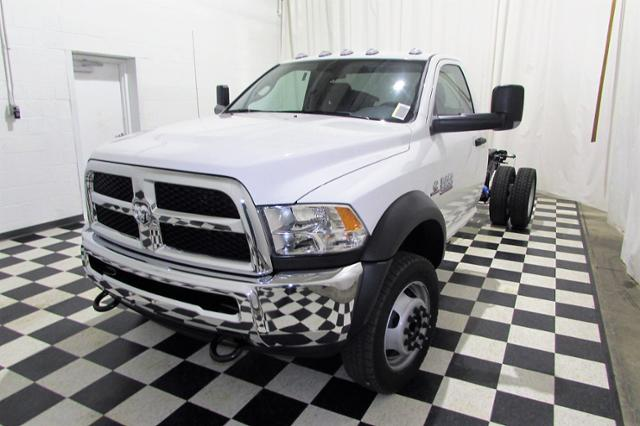 2017 Ram 5500 Regular Cab DRW 4x4 Cab Chassis #132NP - photo 1