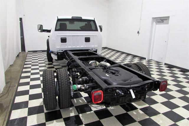 2017 Ram 5500 Regular Cab DRW 4x4 Cab Chassis #132NP - photo 8
