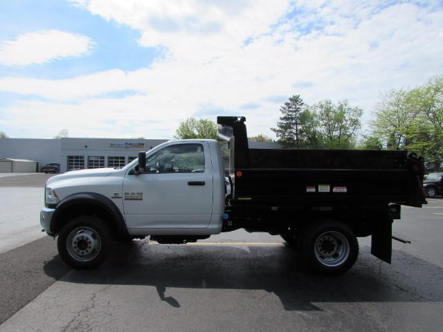 2017 Ram 5500 Regular Cab DRW 4x4, Reading Dump Body #255NP - photo 41