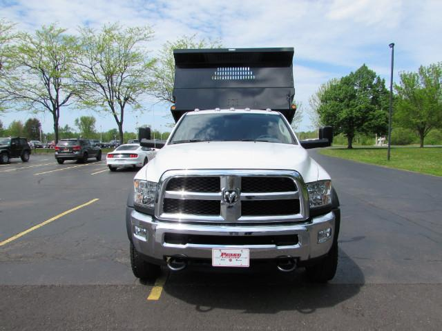 2017 Ram 5500 Regular Cab DRW 4x4, Reading Dump Body #255NP - photo 5