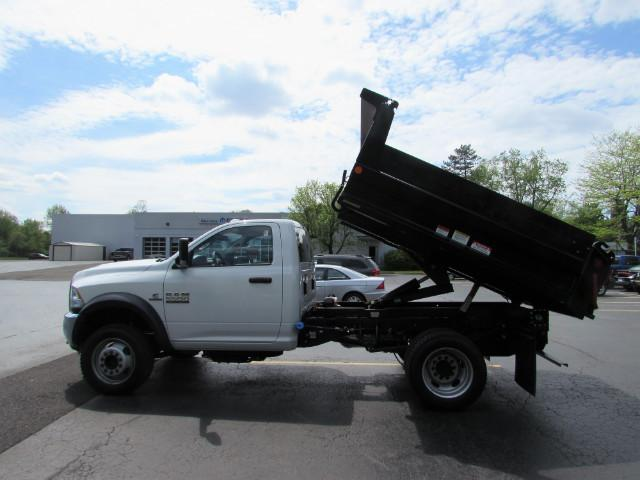 2017 Ram 5500 Regular Cab DRW 4x4, Reading Dump Body #255NP - photo 7