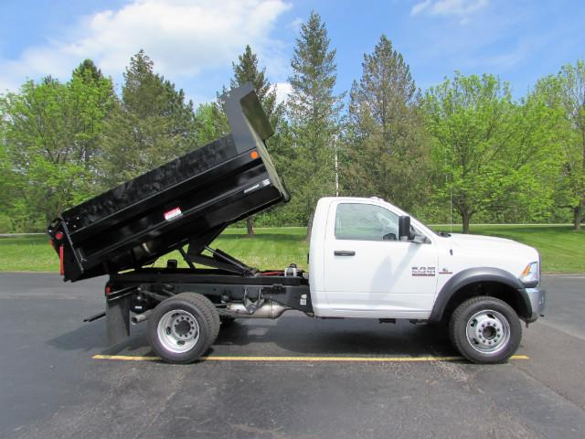 2017 Ram 5500 Regular Cab DRW 4x4, Reading Dump Body #255NP - photo 13