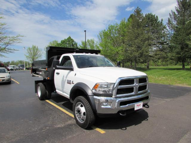 2017 Ram 5500 Regular Cab DRW 4x4, Reading Dump Body #255NP - photo 31