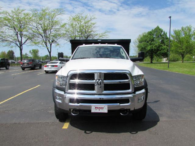 2017 Ram 5500 Regular Cab DRW 4x4, Reading Dump Body #255NP - photo 33