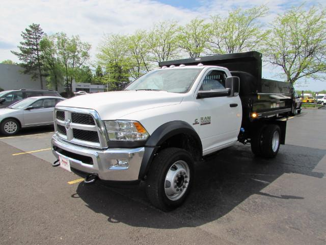 2017 Ram 5500 Regular Cab DRW 4x4, Reading Dump Body #255NP - photo 35