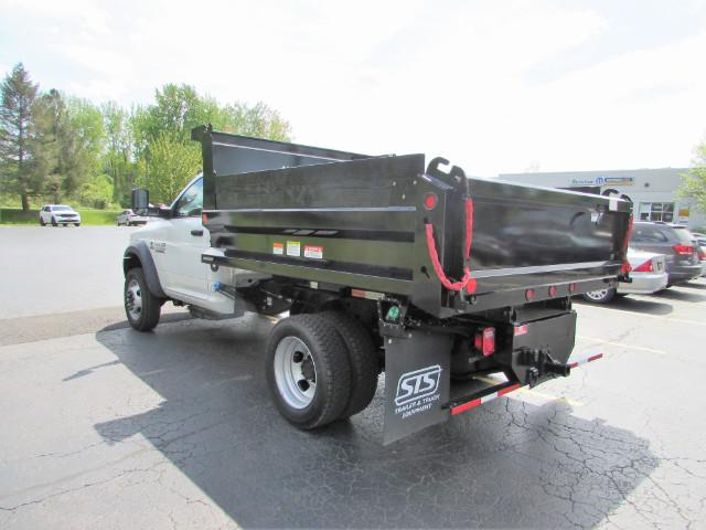 2017 Ram 5500 Regular Cab DRW 4x4, Reading Dump Body #255NP - photo 2