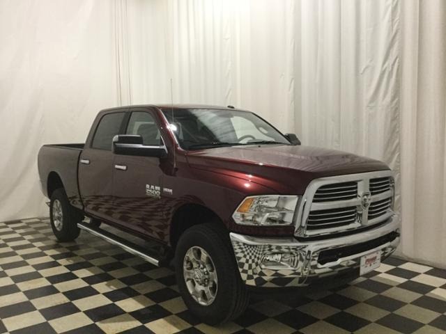 2018 Ram 2500 Crew Cab 4x4 Pickup #718NP - photo 3