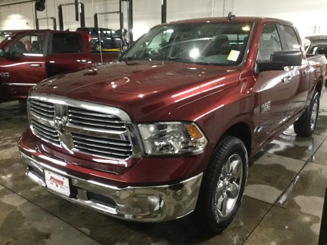 2018 Ram 1500 Crew Cab 4x4 Pickup #729NP - photo 1
