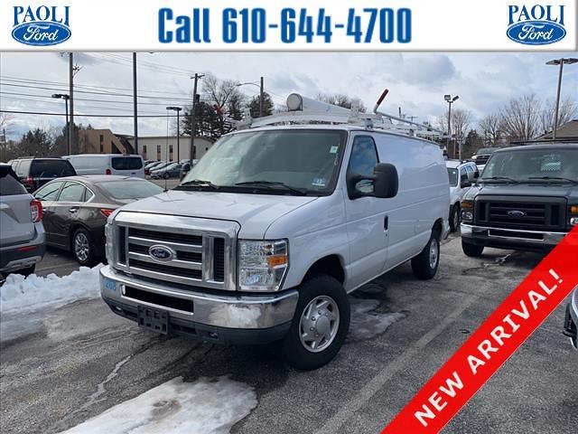 2014 Ford E-250 4x2, Upfitted Cargo Van #P21022 - photo 1