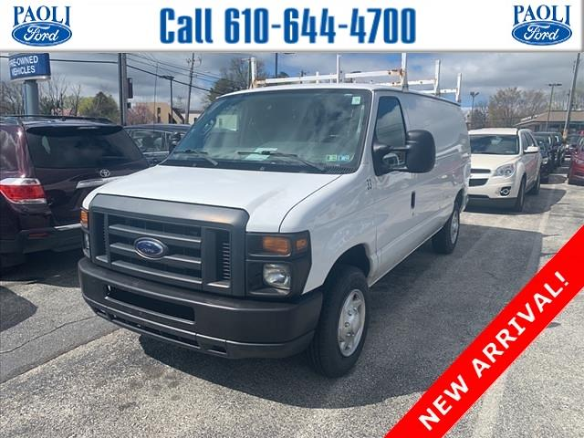 2014 Ford E-150 4x2, Empty Cargo Van #P21070 - photo 1
