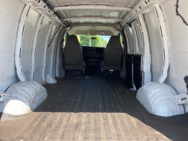 2009 Chevrolet Express 1500 4x2, Empty Cargo Van #P21081 - photo 1