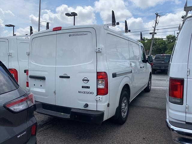 2020 NV2500 Standard Roof 4x2,  Upfitted Cargo Van #P21114 - photo 6