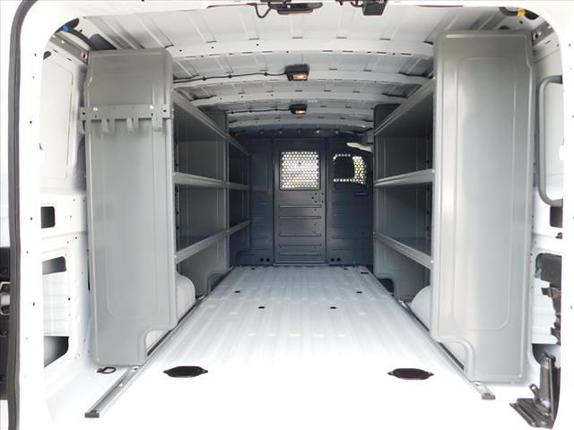 2021 Nissan NV2500 4x2, Upfitted Cargo Van #P21115 - photo 1