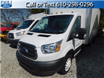 2015 Transit 350 HD DRW, Morgan Dry Freight #T15528 - photo 1
