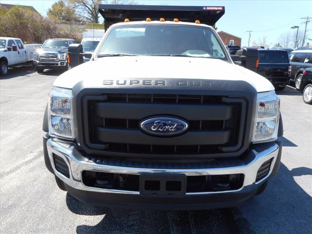 2016 F-550 Crew Cab DRW 4x4, Morgan Landscape Dump #T16236 - photo 3