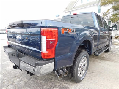 2017 F-250 Crew Cab 4x4 Pickup #T17307 - photo 4