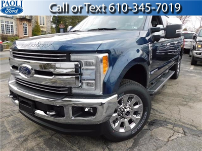2017 F-250 Crew Cab 4x4 Pickup #T17307 - photo 1