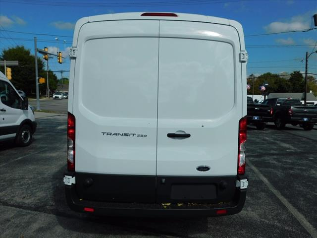 2017 Transit 250 Medium Roof Cargo Van #T17515 - photo 6