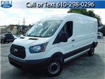 2017 Transit 250 Medium Roof Cargo Van #T17515 - photo 1