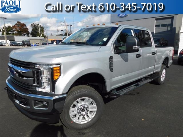 2017 F-250 Crew Cab 4x4 Pickup #T17603 - photo 1