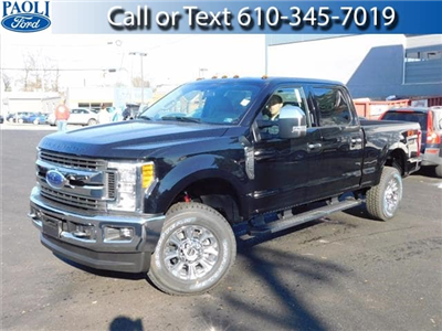 2017 F-250 Crew Cab 4x4 Pickup #T17629 - photo 1
