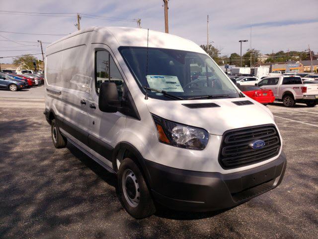 2019 Transit 250 Med Roof 4x2,  Ranger Design Upfitted Cargo Van #T19018 - photo 3