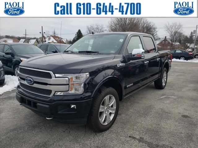 2019 F-150 SuperCrew Cab 4x4,  Pickup #T19045 - photo 3