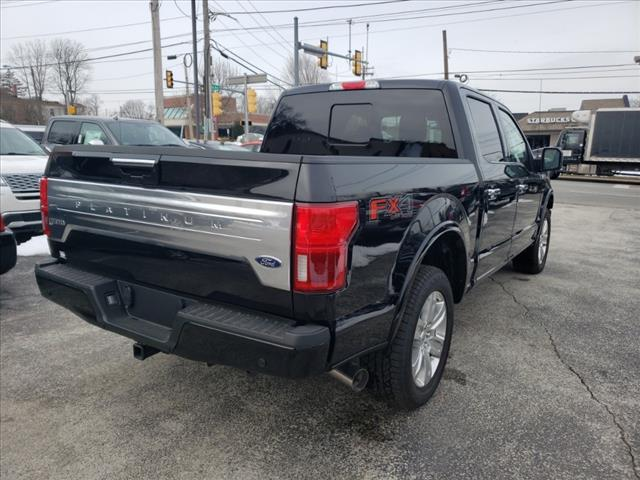 2019 F-150 SuperCrew Cab 4x4,  Pickup #T19045 - photo 6