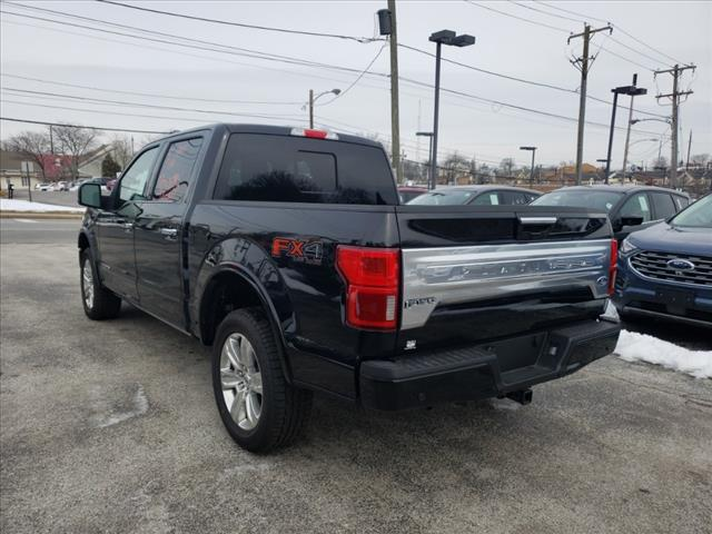 2019 F-150 SuperCrew Cab 4x4,  Pickup #T19045 - photo 2