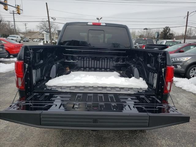 2019 F-150 SuperCrew Cab 4x4,  Pickup #T19045 - photo 5