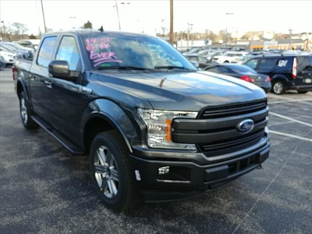 2019 F-150 SuperCrew Cab 4x4,  Pickup #T19071 - photo 3
