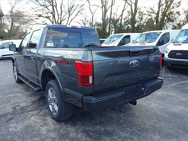 2019 F-150 SuperCrew Cab 4x4,  Pickup #T19071 - photo 7