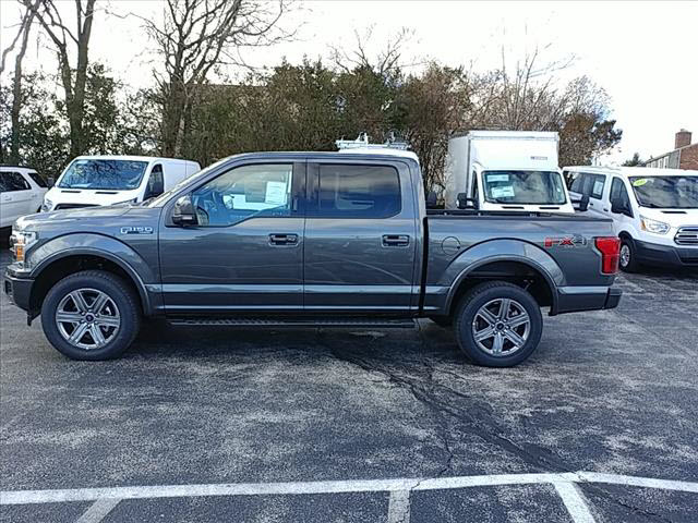 2019 F-150 SuperCrew Cab 4x4,  Pickup #T19071 - photo 2