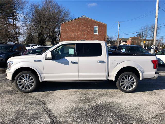 2019 F-150 SuperCrew Cab 4x4,  Pickup #T19074 - photo 3