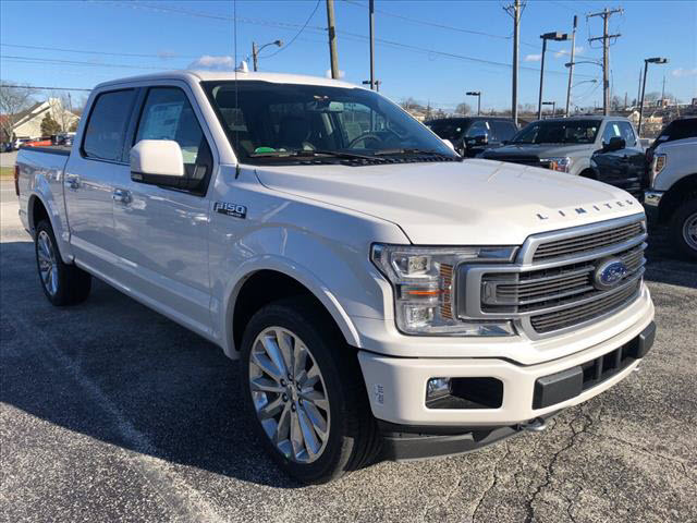 2019 F-150 SuperCrew Cab 4x4,  Pickup #T19074 - photo 7