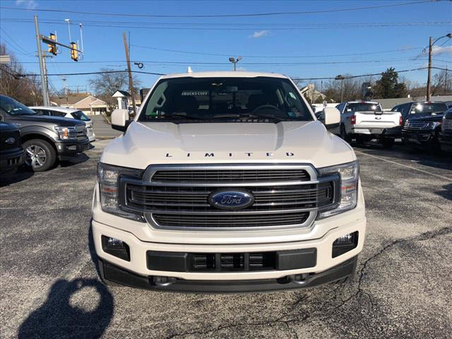 2019 F-150 SuperCrew Cab 4x4,  Pickup #T19074 - photo 8