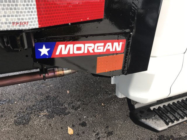 2019 F-450 Regular Cab DRW 4x4,  Morgan Stake Bed #T19087 - photo 8