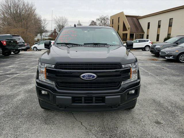 2019 F-150 SuperCrew Cab 4x4,  Pickup #T19097 - photo 3
