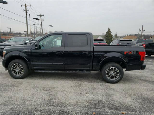 2019 F-150 SuperCrew Cab 4x4,  Pickup #T19097 - photo 8