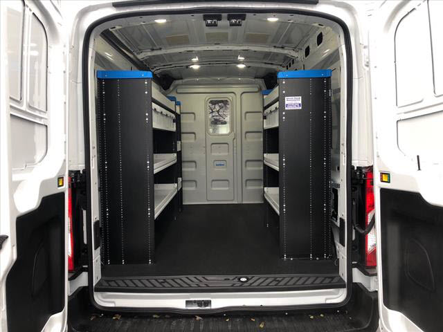 2019 Transit 250 Med Roof 4x2,  Sortimo Upfitted Cargo Van #T19098 - photo 2