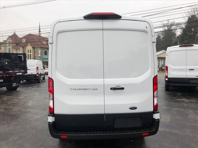 2019 Transit 250 Med Roof 4x2,  Sortimo Upfitted Cargo Van #T19098 - photo 5